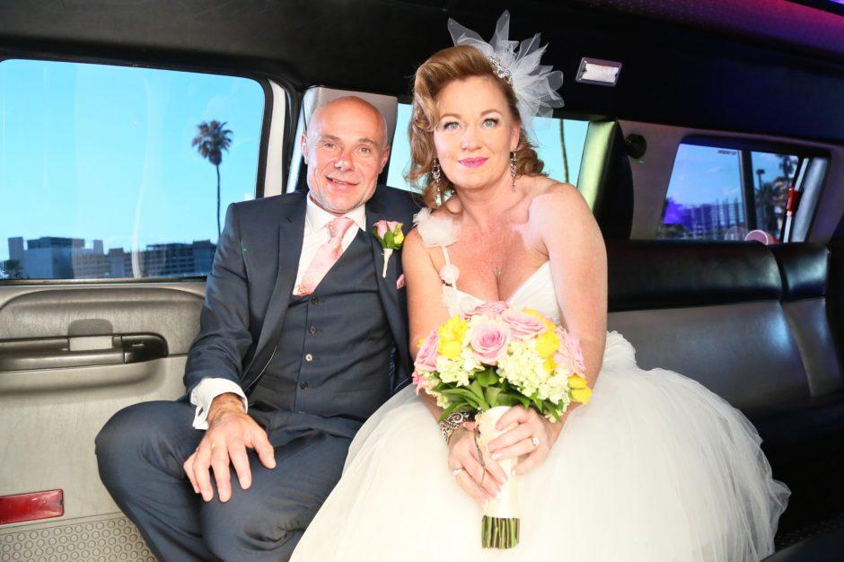 Brenda and Richard Wedding