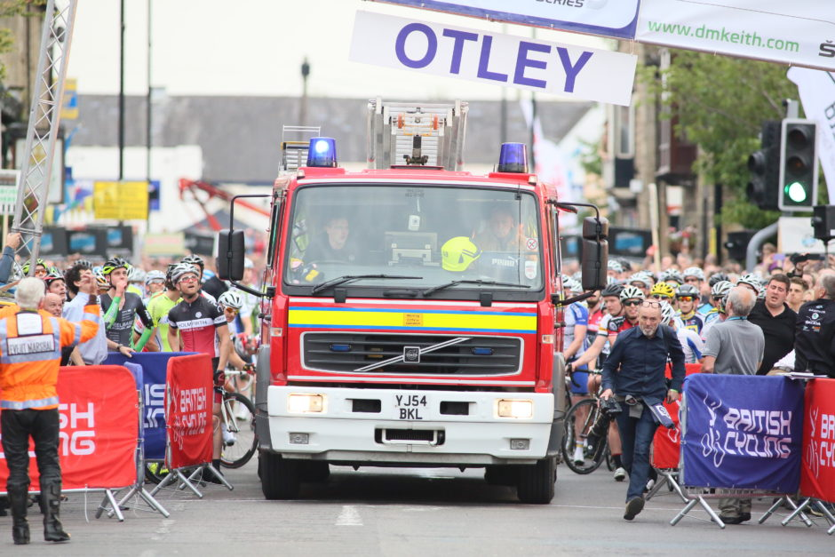 Otley Cycle Race